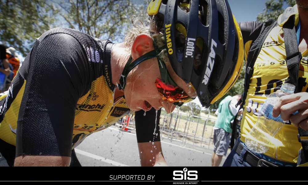 Caleb Ewan bolts to victory in stage 1 scorcher at the ...