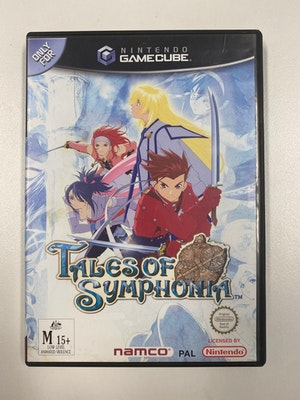 Tales of Symphonia Gamecube