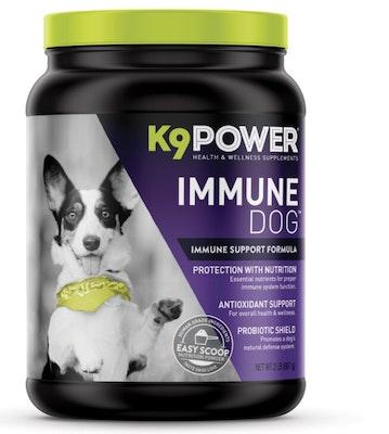 K9 Power Immune Dog