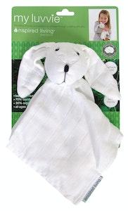 Inspired Mother Muslin Comforter Rabbit