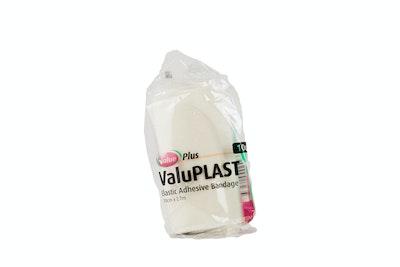 Value Plus VALUPLAST ELASTIC ADHESIVE BANDAGE Three Sizes