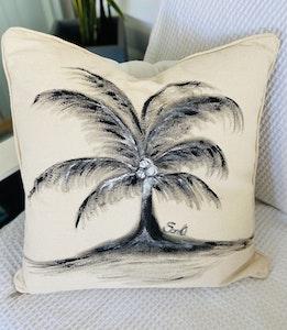 DIYGIRL.SHEDSHOP Handpainted Original designed Cushion covers