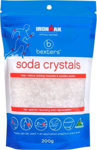 Bexters Soda Crystals 200g Muscle Pain Relief