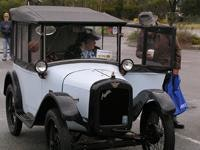 There is nothing  absolutely nothing like and Austin 7
