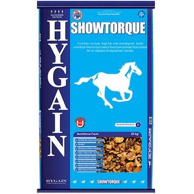 Hygain Showtorque Horses Cereal Grain Free Feed Formula 20kg