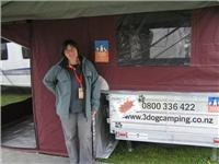 Sold 3dogcamping -Christchurch Motorhome and Caravan Show Show 152