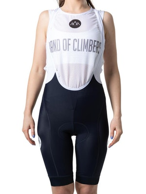 Band of Climbers Women's ICON Explore Bib Shorts - Navy