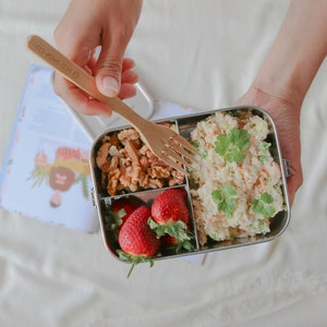 Ekoroo Lunch Box Bento 3 Section
