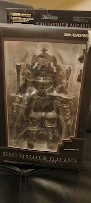 Final Fantasy XII Gabranth figurine