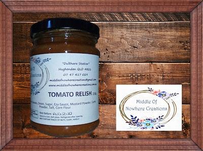 Tomato Relish 250g