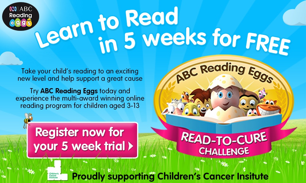Learn to Read in 5 Weeks for FREE