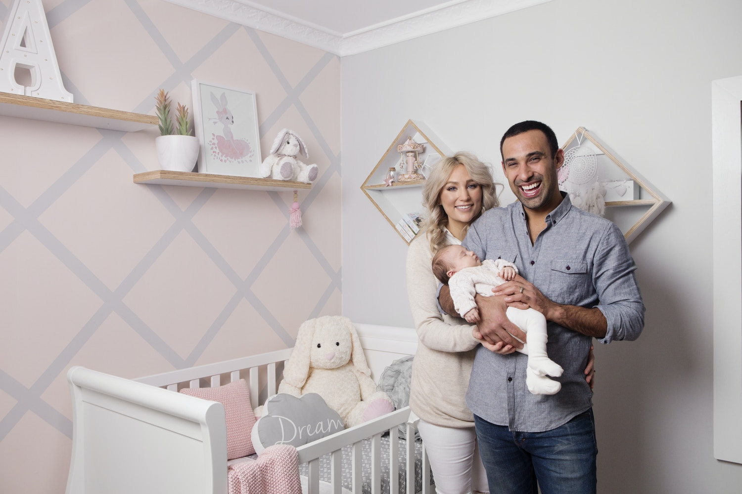 Shop House Rules Winners Adam & Lisa's Nursery
