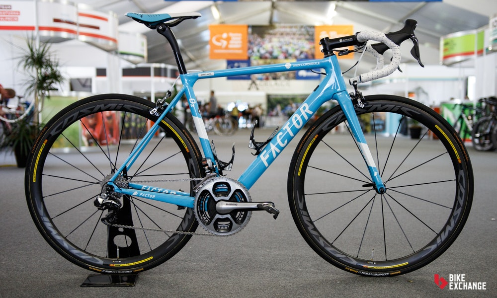 bikes of the 2017 worldtour ag2r lamondiale factor