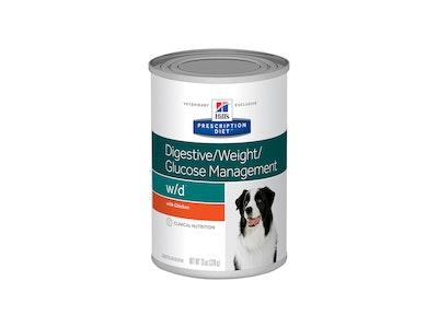 Hill's Prescription Diet Dog W/D 12 x 370g