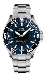 Mido Ocean Star Diver 600 - Stainless Steel - Stainless Steel Bracelet