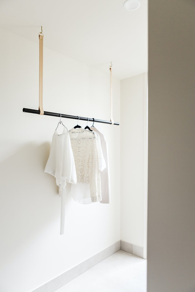 Leather Hanging Rail Clothing Racks Amp Ladders For Sale