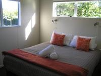 Second  bedroom DeBretts motel unit Taupo