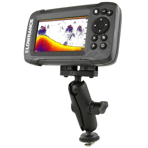 RAM-B-LO12-354-TRA1 :: RAM Track Ball Mount For The Lowrance Hook² Series