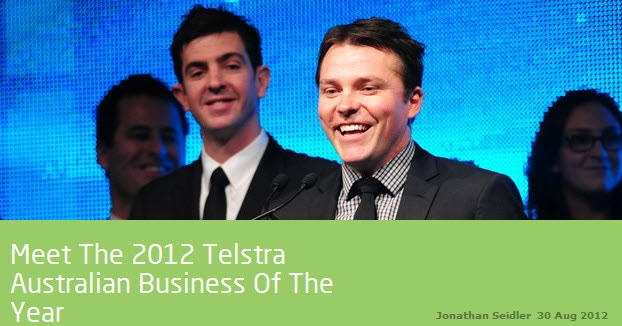 BikeExchange.com.au Wins The National Telstra Business Award