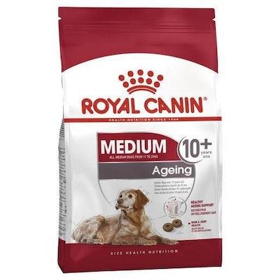 Royal Canin Dry Dog Food Medium Breed Ageing 10+ 15kg