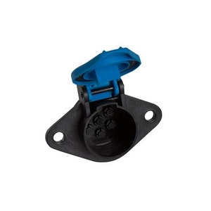 Trail-Link SAE 7 Pin Plastic Parking Socket ISO1185