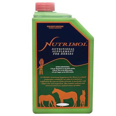 NUTRIMOL Nutritional Liquid Mineral Horse Supplement 5L