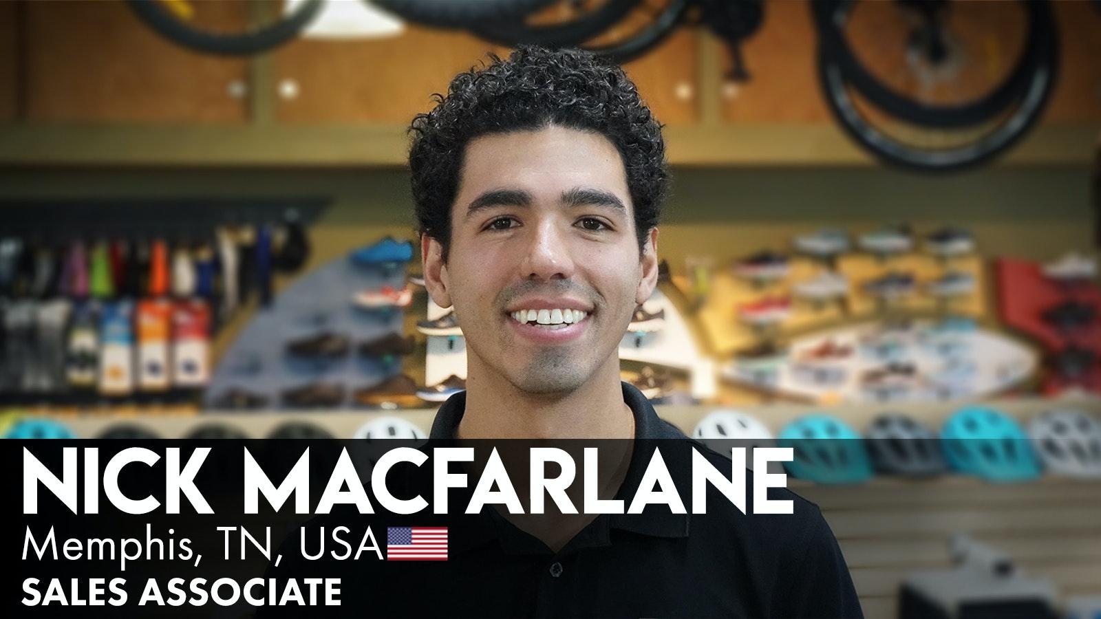 Nick McFarlane