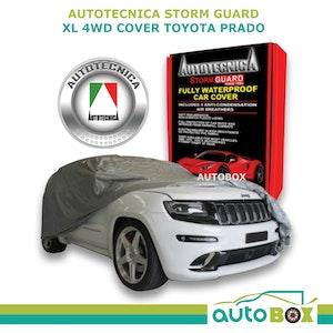 Autotecnica 4WD Car Cover Stormguard Waterproof 5.2M x 1.86M suits Toyota Prado
