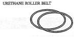 Minoura Rollers Mag Unit Drive Belt K-18