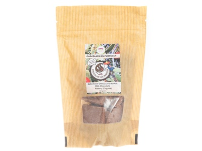 Chocolate On Purpose Milk Chocolate with Riberry (Daguba)