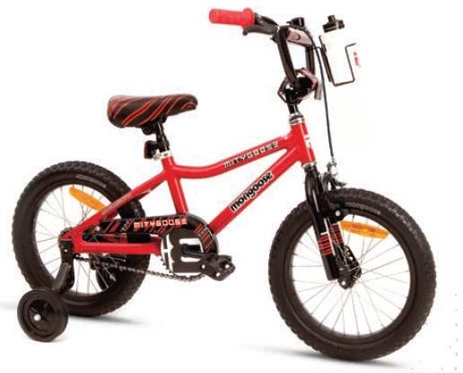 "Mitygoose, 16"" Kids Bikes"