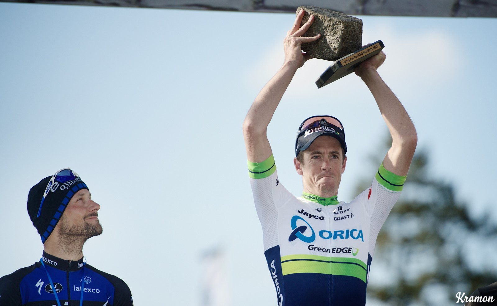 OBE rennersprofiel: Mathew Hayman. Half Australiër, half Belg/Nederlander