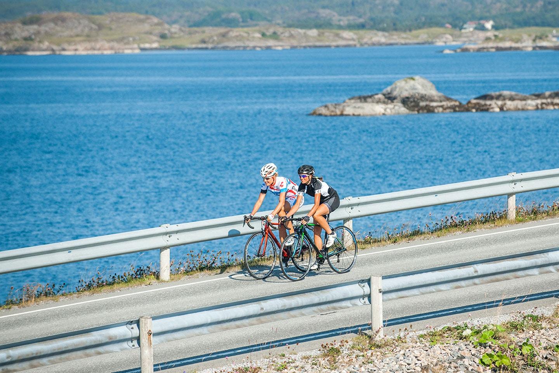 Sportliche Bikes für die Frau