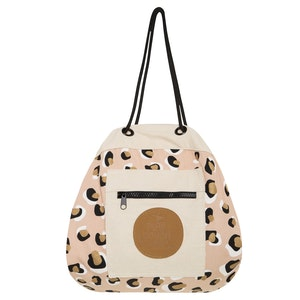 Play Pouch Leopard Gold Mini Pouch