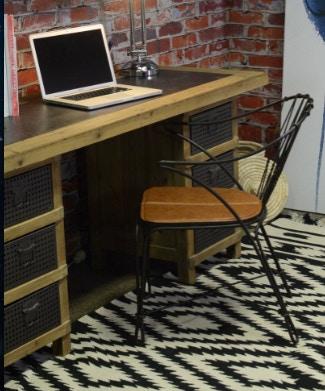 Alisa & Lysandra, Home Office Style