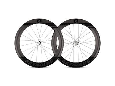 Reynolds Cycling Wheelset BL 65 Aero C TL Disc AFS 12/142 20/24 Shimano