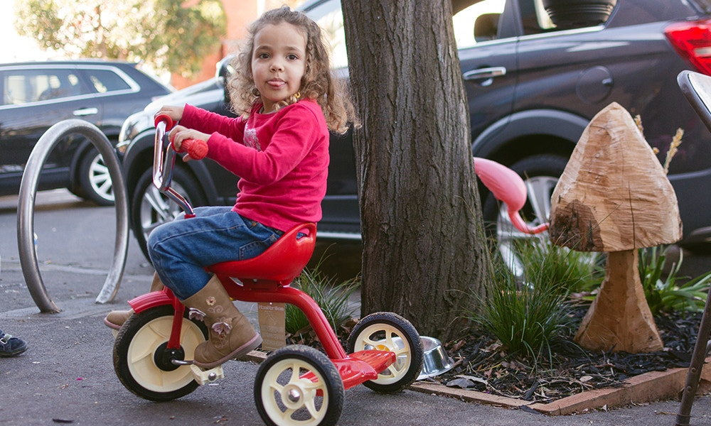 Fit Mother Hubbard reviews Italtrike!