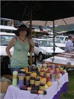 The Candle Lady Apollo Bay Saturday Market