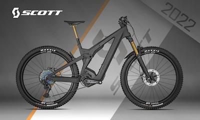 Scott 2022: Hier sind die neuen Bikes