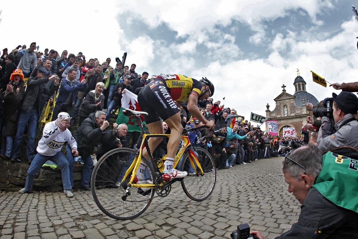 De vijf Monumenten van het wielrennen deel 2: De Ronde Van Vlaanderen