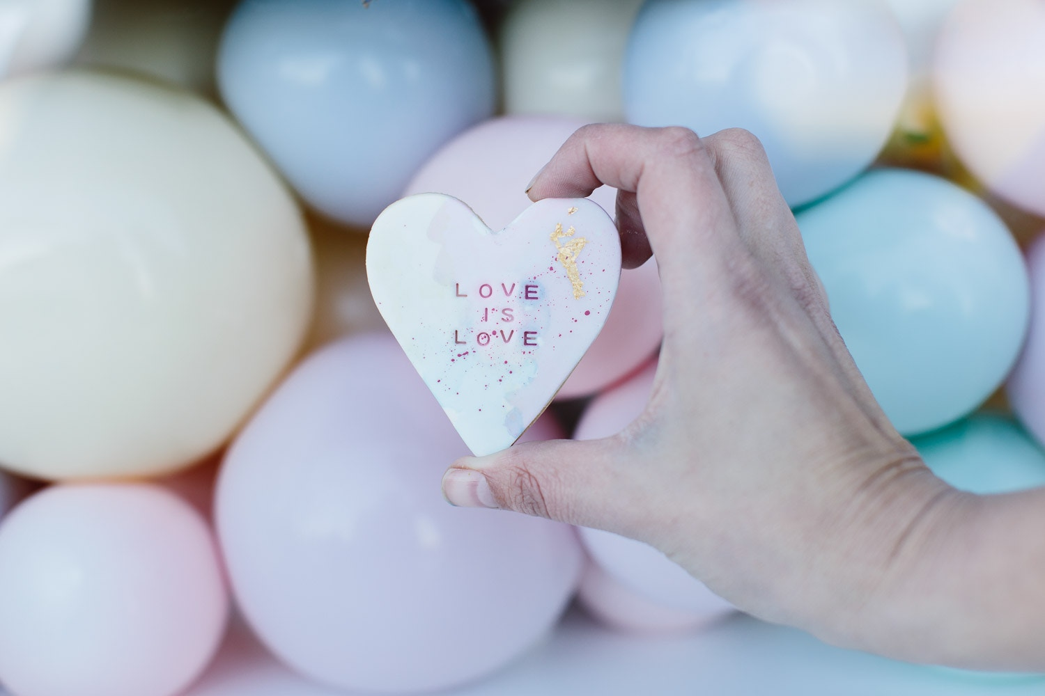 SHOP OUR #LOVEISLOVE WEDDING