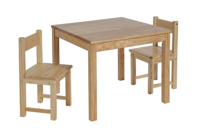 Sunbury Square Table and Chairs