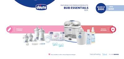 Chicco Bub Essentials Bundle
