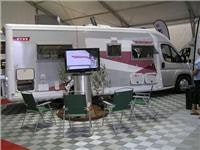 Avida Eyre is a streamlined motorhome with European looks  141