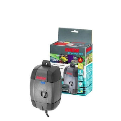 Eheim Air Pump 100L/H Adjustable Flow With Airline & Diffuser