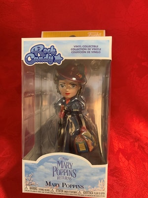 """Mary Poppins Returns - Mary Poppins Rock Candy 5"""" Vinyl Figure"""