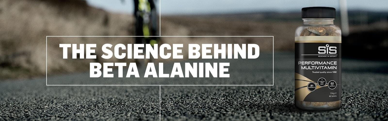SIS - The science behind Beta Alanine