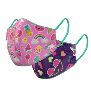 The Mask Life The Retro Pop - Reversible Face Mask