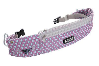 Doog Walkie Belt - Luna (Pink & Green)