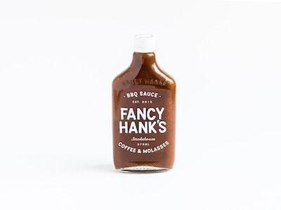 Fancy Hanks Coffee & Molasses BBQ Sauce
